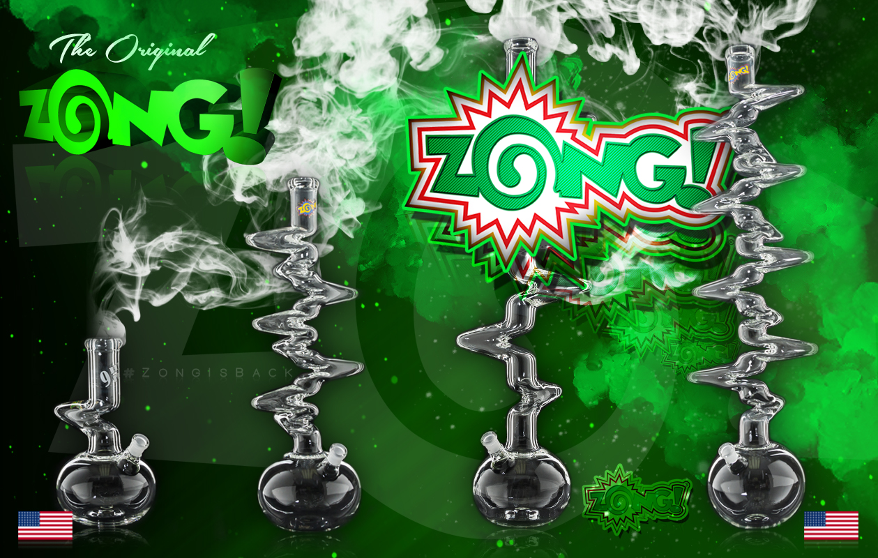 Zong Glass #ZongIsBack