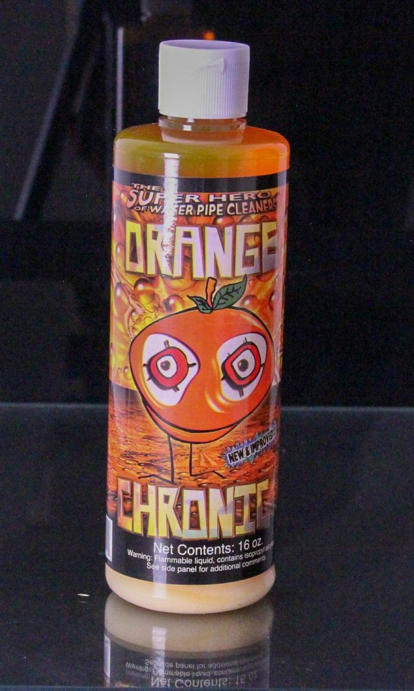 orange Chronic Cleaner Front
