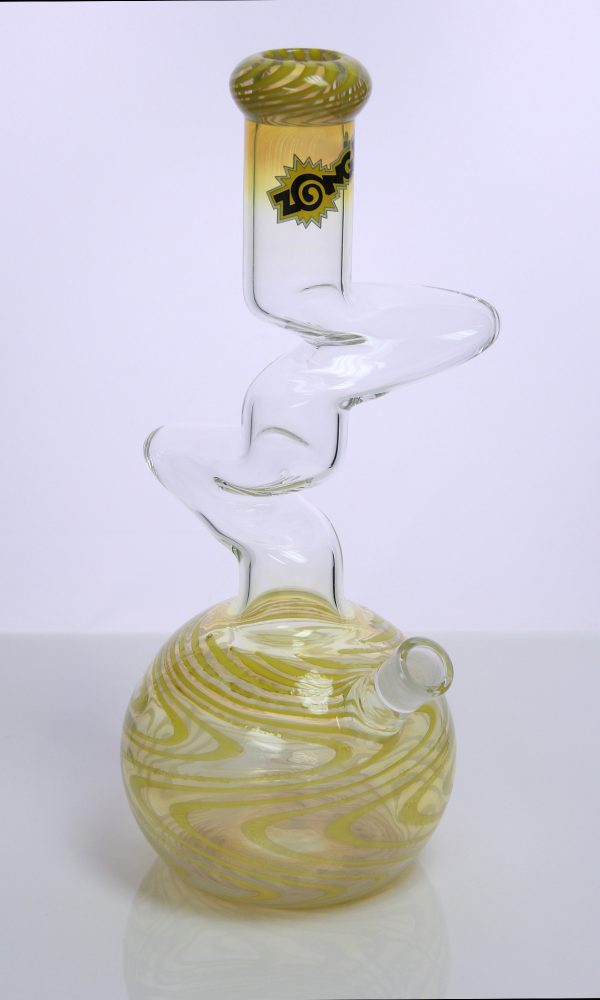 2-kink-worked-color-bubble-base-zong-in-yellow
