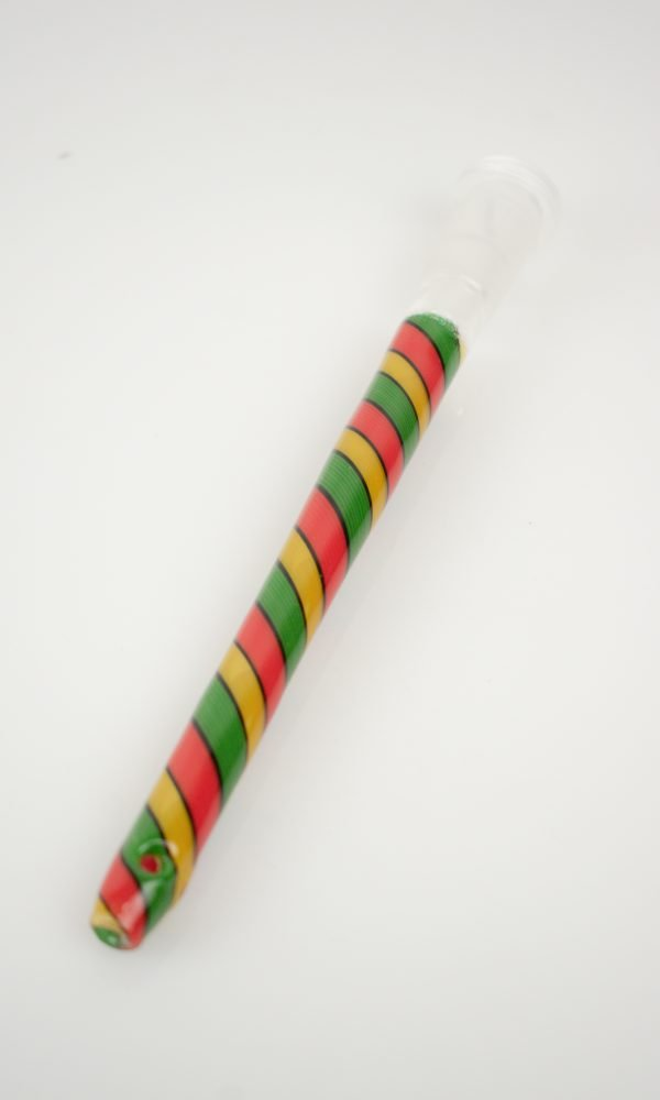 REY RASTA CUSTOM LIMITED EDITION LINED TUBING BY JC GLASS